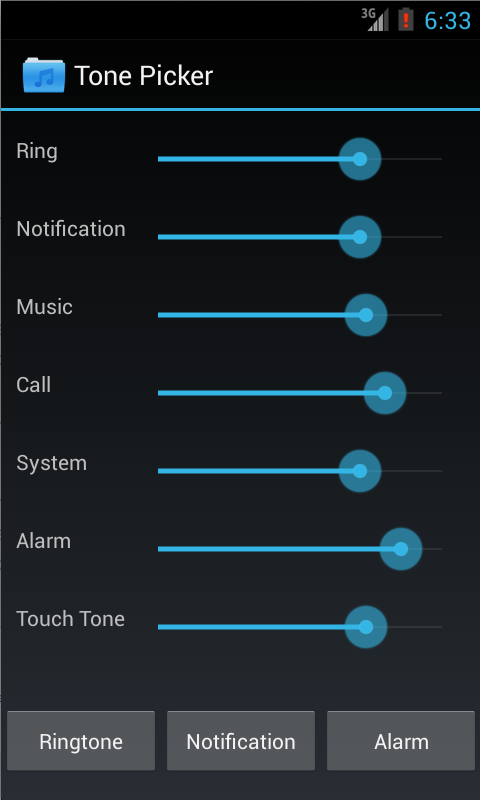 Tone picker – mp3 ringtones apk download app for android – a9droid.